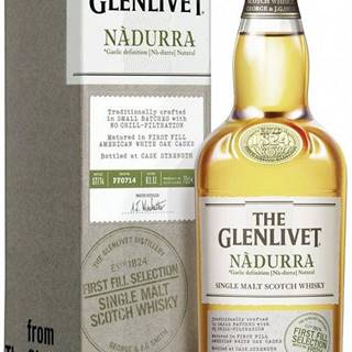 The Glenlivet Nadurra First Fill Selection 48% 1l
