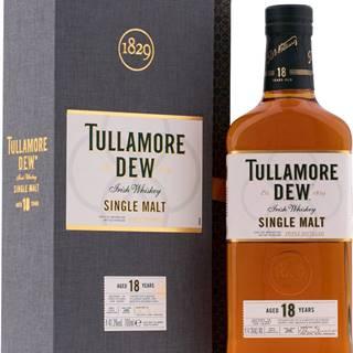 Tullamore Dew 18 ročná 41,3% 0,7l