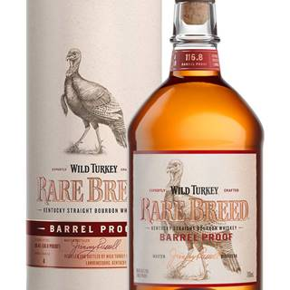 Wild Turkey Rare Breed Barrel Proof 58,4% 0,7l