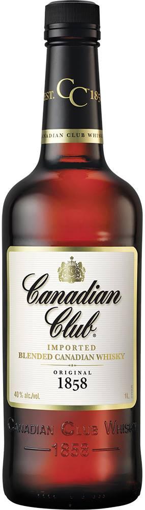 Canadian Club Canadian Club 1l 40%