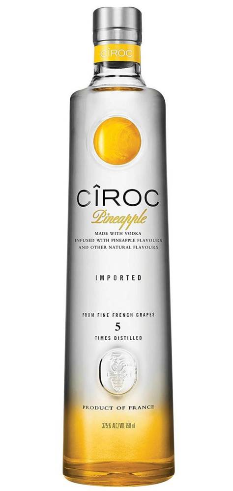 Ciroc Ciroc Pineapple 37,5% 0,7l