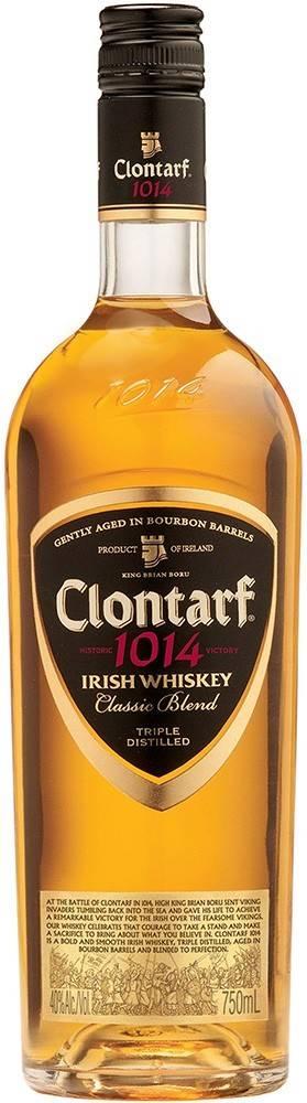 Clontarf Clontarf Classic Blend 40% 0,7l