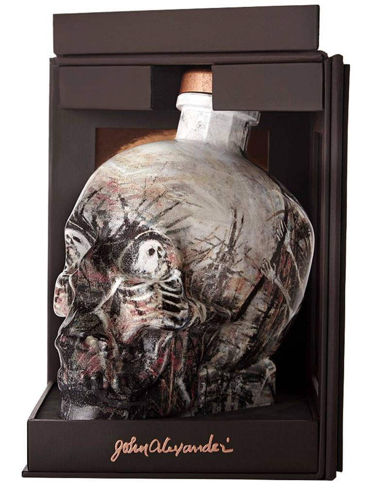 Crystal Head Crystal Head John Alexander Art Series No.1 40% 0,7l