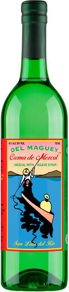 Del Maguey Del Maguey Crema de Mezcal 40% 0,7l