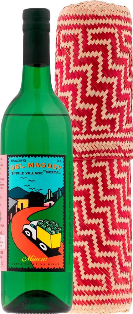 Del Maguey Del Maguey Mezcal Minero 49% 0,7l