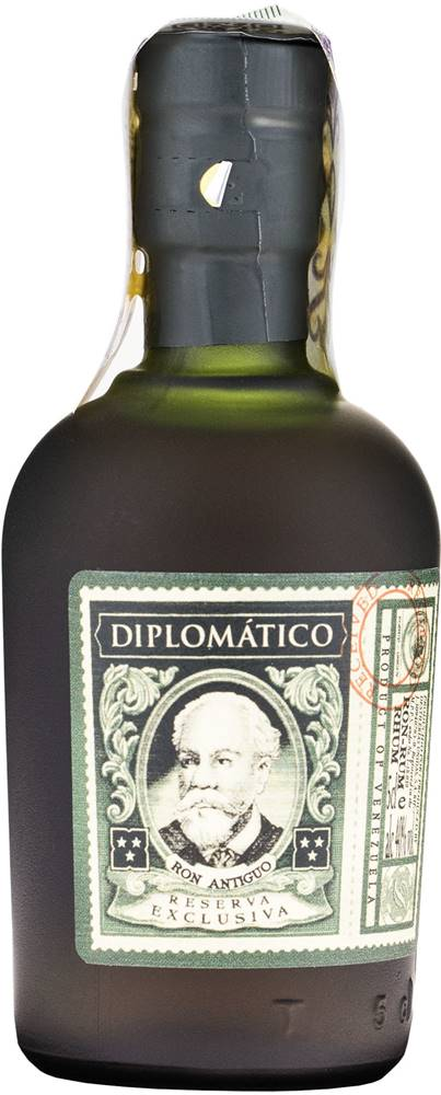 Diplomático Diplomático Reserva Exclusiva Mini 40% 0,05l