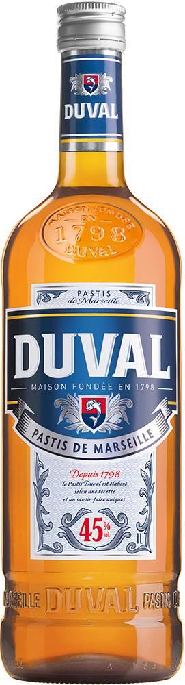 Bols Duval Pastis 45% 0,7l
