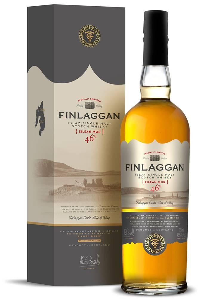 Finlaggan Finlaggan Eilean Mor 46% 0,7l