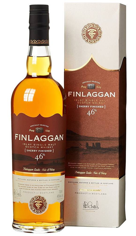 Finlaggan Finlaggan Sherry Finished 46% 0,7l