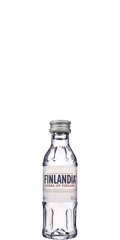 Finlandia Finlandia Mini 40% 0,05l