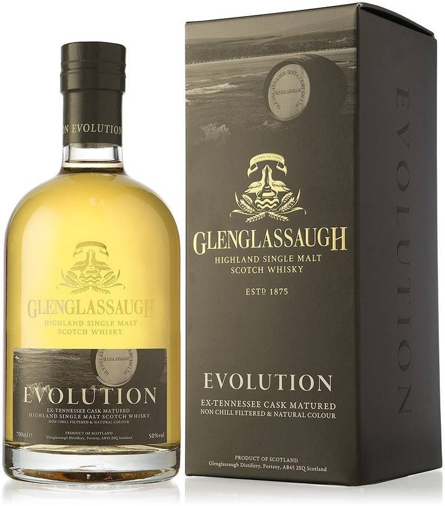 Glenglassaugh Glenglassaugh Evolution 50% 0,7l
