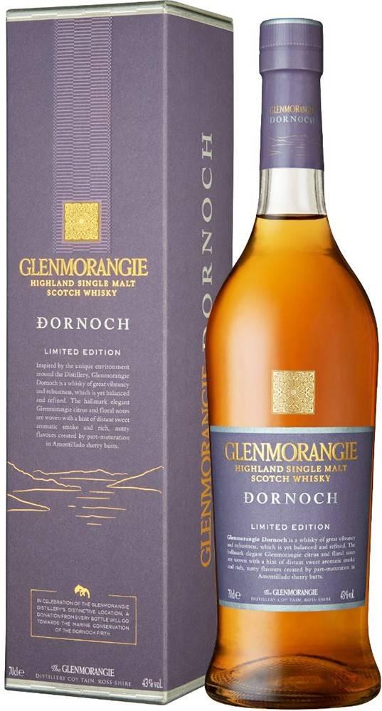 Glenmorangie Glenmorangie Dornoch 43% 0,7l