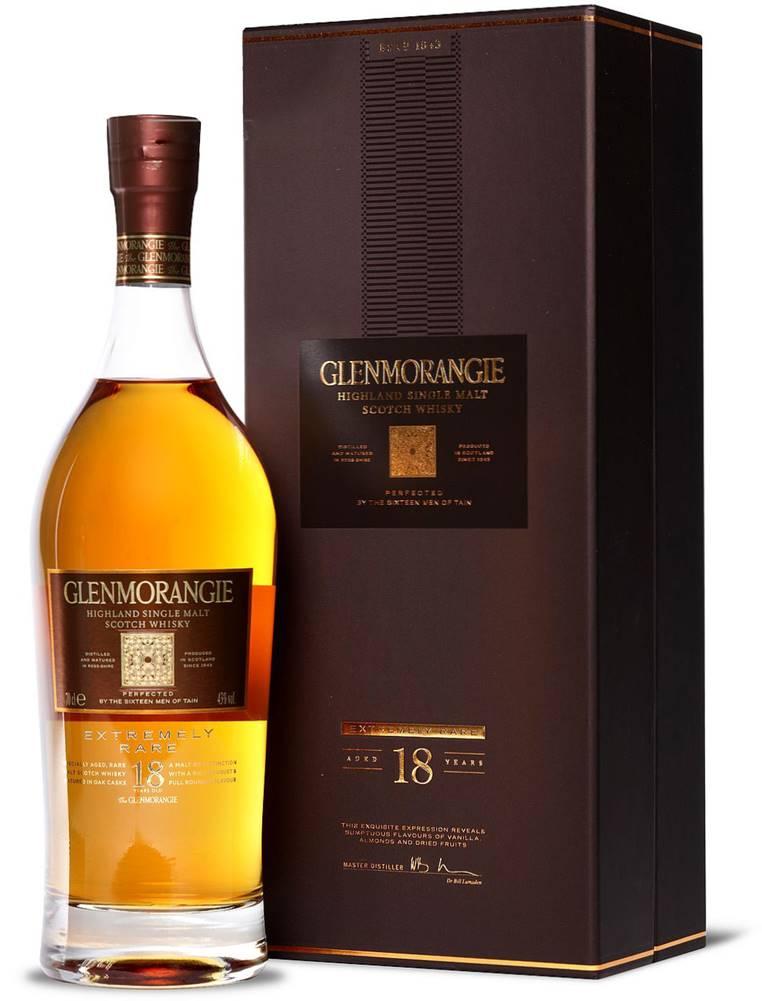 Glenmorangie Glenmorangie Extremely Rare 18 ročná 43% 0,7l