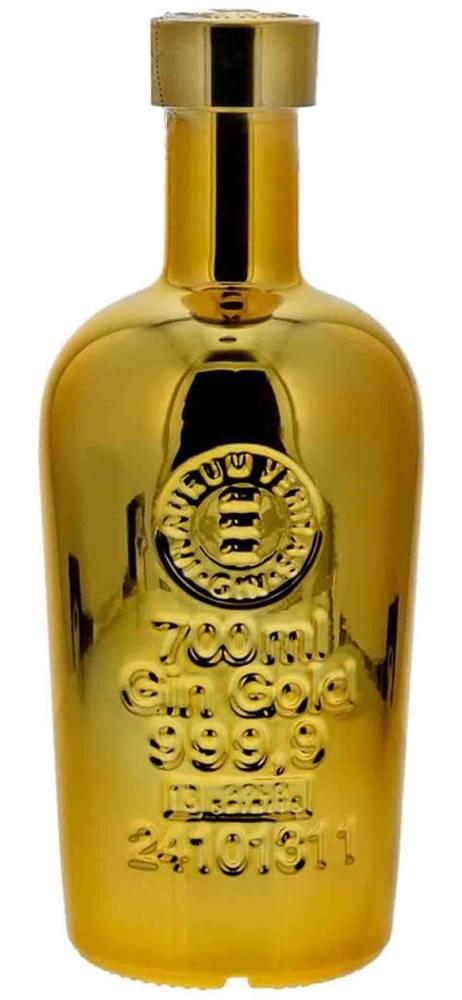 Gold Gold 999.9 Gin Finest Blend 40% 0,7l
