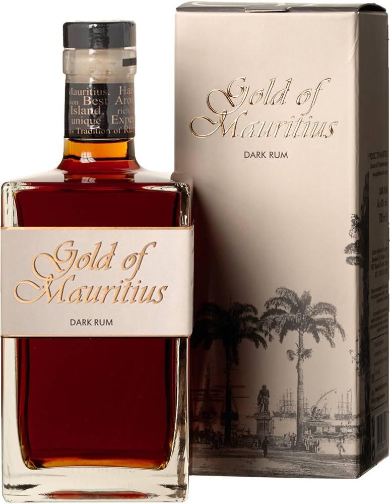 Gold of Mauritius Gold of Mauritius Dark 40% 0,7l