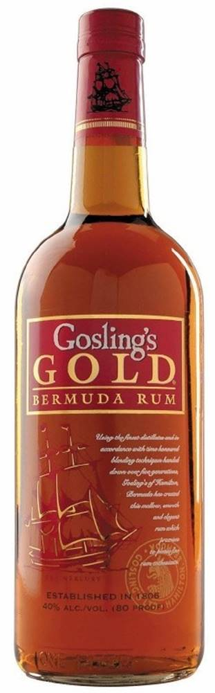 Goslings Goslings Gold 40% 0,7l