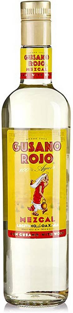 Grey Goose Gusano Rojo 38% 0,7l