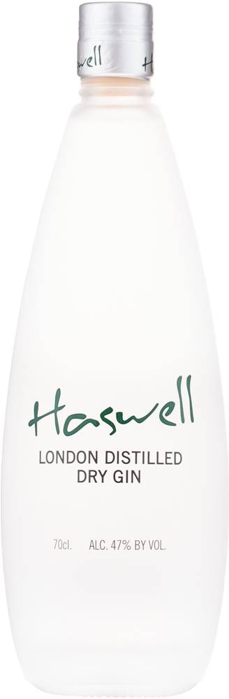 Haswell Haswell Gin 47% 0,7l