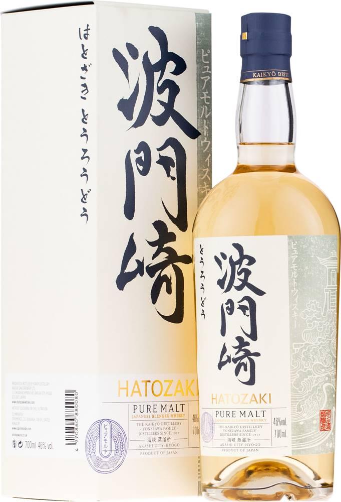 Hatozaki Japanese Pure Malt...