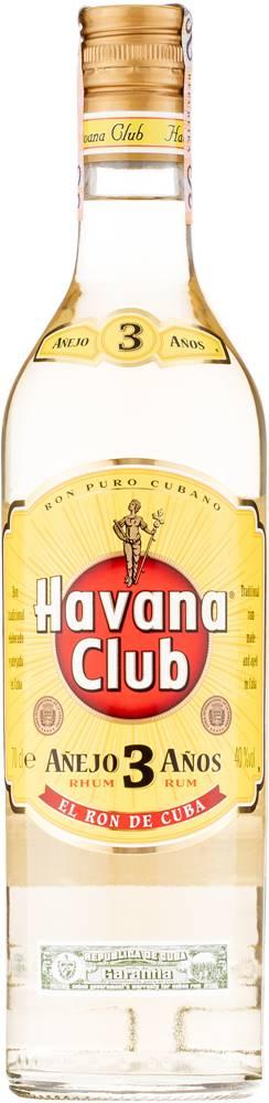 Havana Club Havana Club Anejo 3 ročný 40% 0,7l