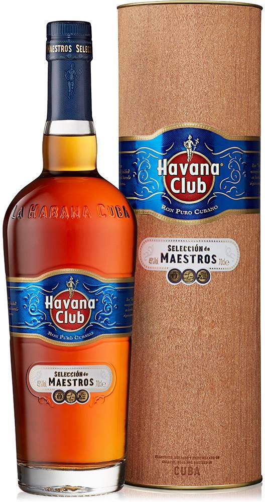 Havana Club Havana Club Selección de Maestros 45% 0,7l