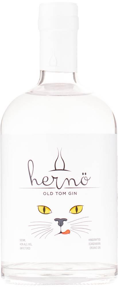Hernö Gin Hernö Old Tom 43% 0,5l