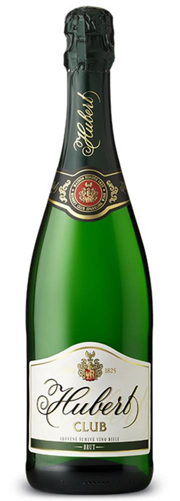 Hubert Hubert Club Brut 12% 0,75l