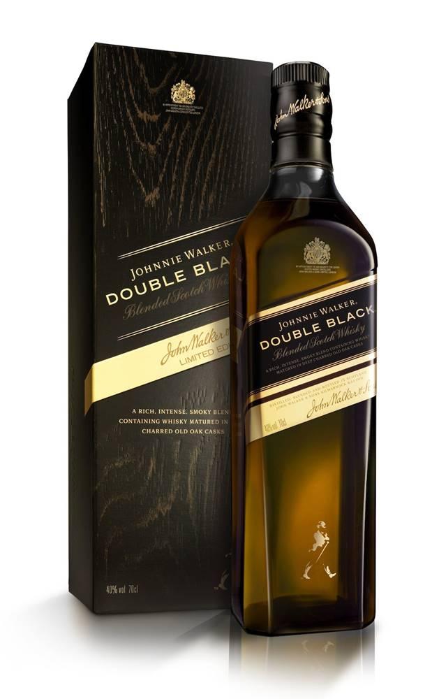 Johnnie Walker Johnnie Walker Double Black 1l 40%