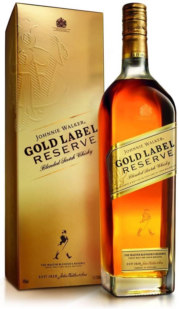 Johnnie Walker Johnnie Walker Gold Label Reserve 40% 0,7l