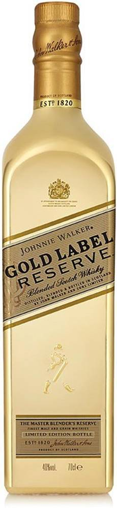 Johnnie Walker Johnnie Walker Gold Label Reserve Golden Edition 40% 0,7l