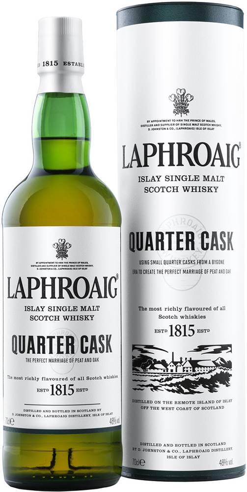 Laphroaig Laphroaig Quarter Cask 48% 0,7l