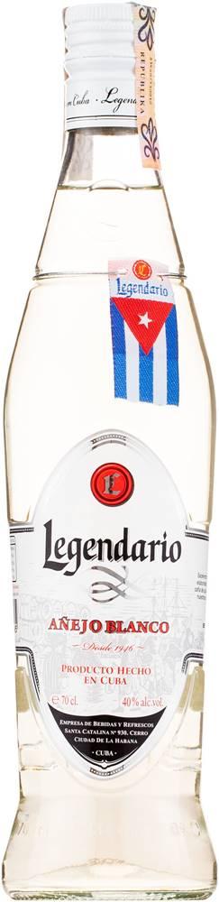 Legendario Legendario Anejo Blanco 40% 0,7l