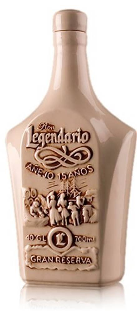 Legendario Legendario Gran Reserva 15 ročný 40% 0,7l