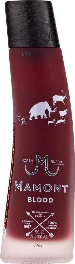 Mamont Mamont Blood Vodka 40% 0,5l