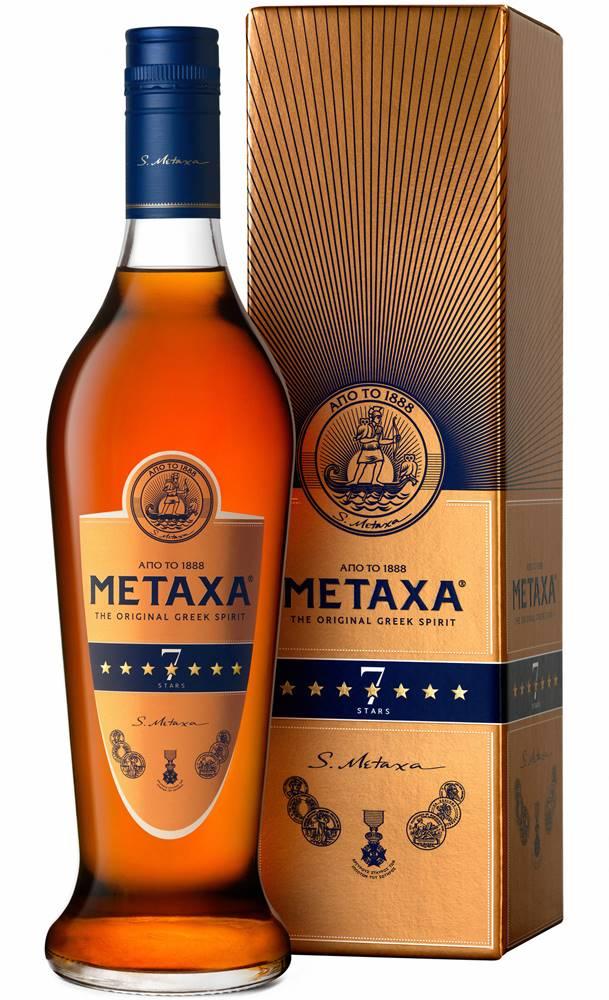 Metaxa Metaxa 7&