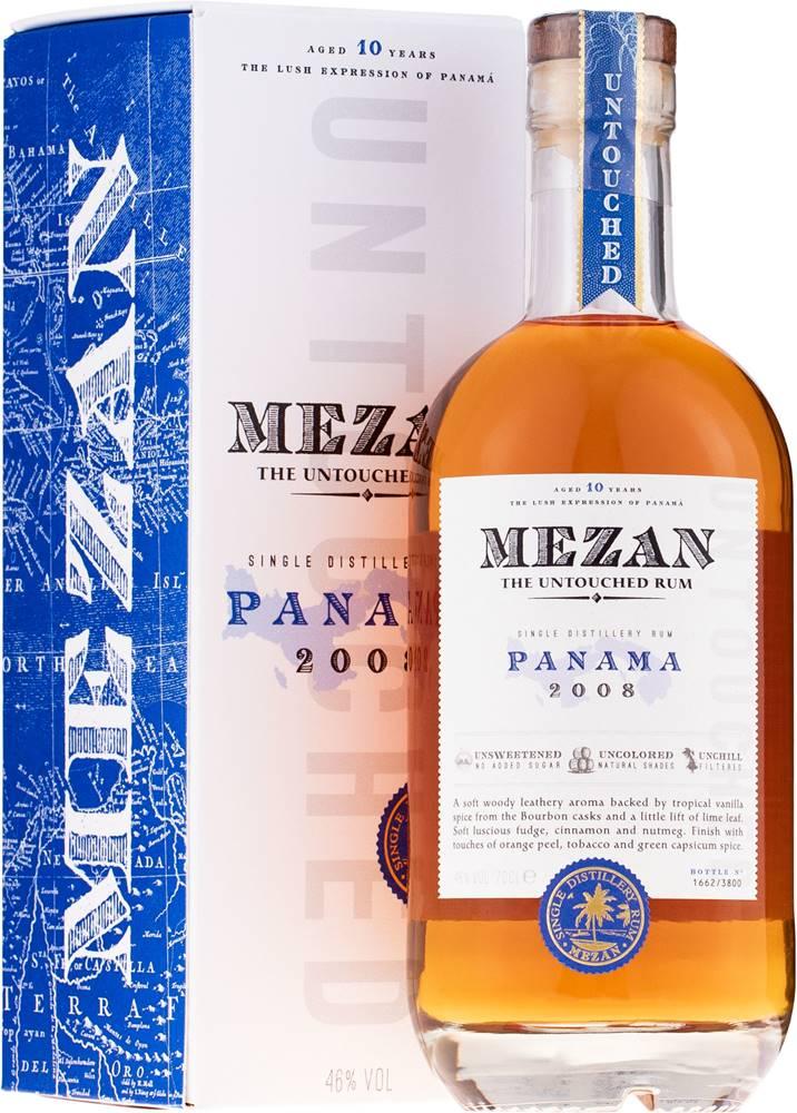 Mezan Mezan Panama 2008 46% 0,7l