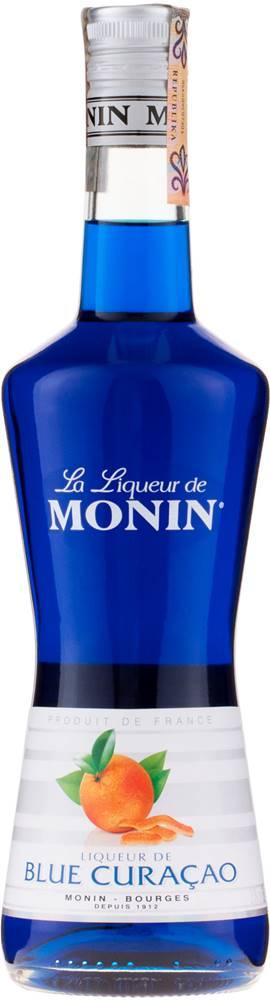 Monin Monin Liqueur de Blue Curacao 20% 0,7l