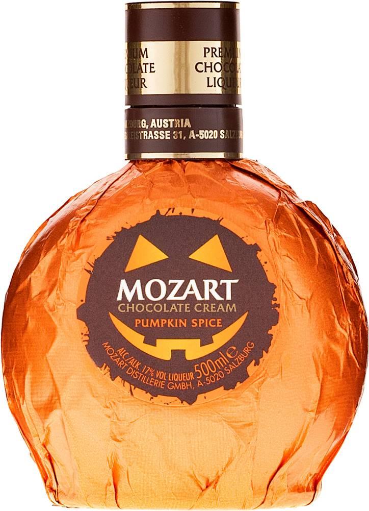 Mozart Mozart Pumpkin Spice 17% 0,5l