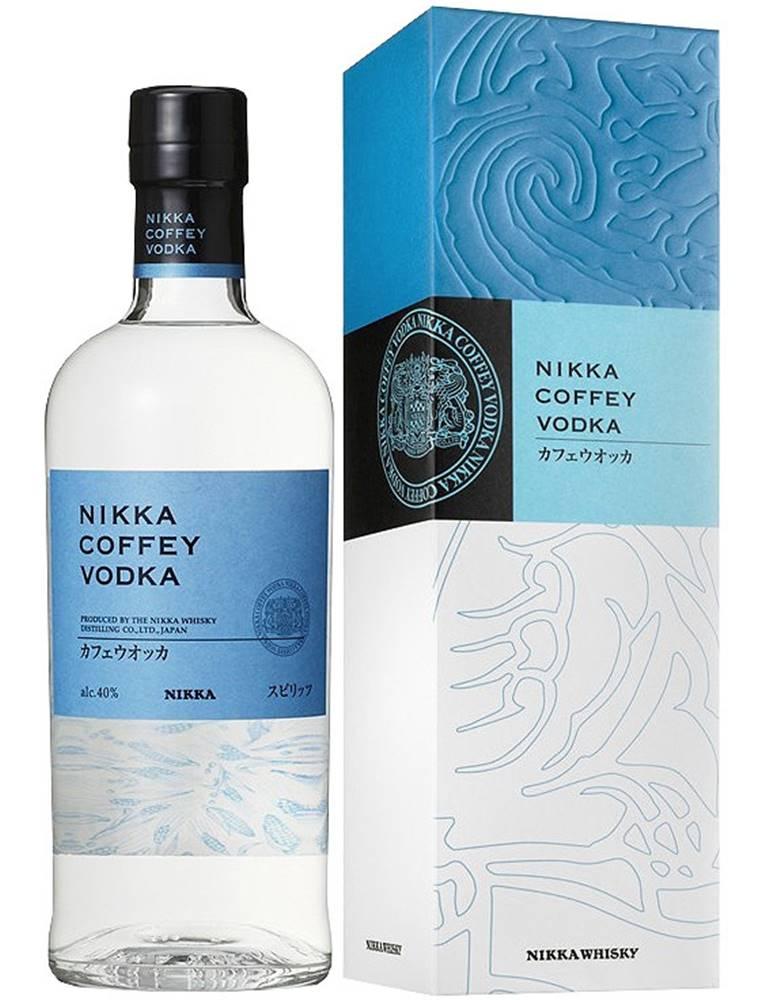 Nikka Nikka Coffey Vodka 40% 0,7l
