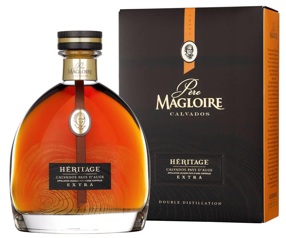 Pére Magloire Pére Magloire Extra Heritage 40% 0,7l