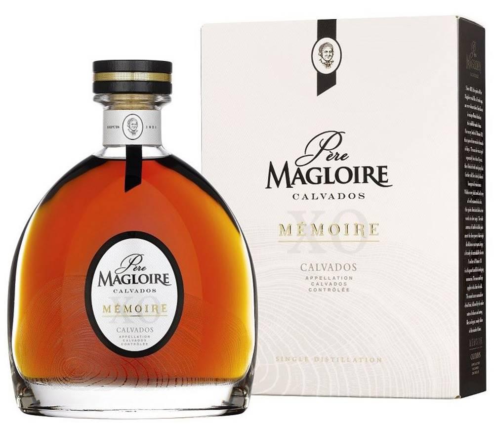 Pére Magloire Pére Magloire XO Memoire 40% 0,7l