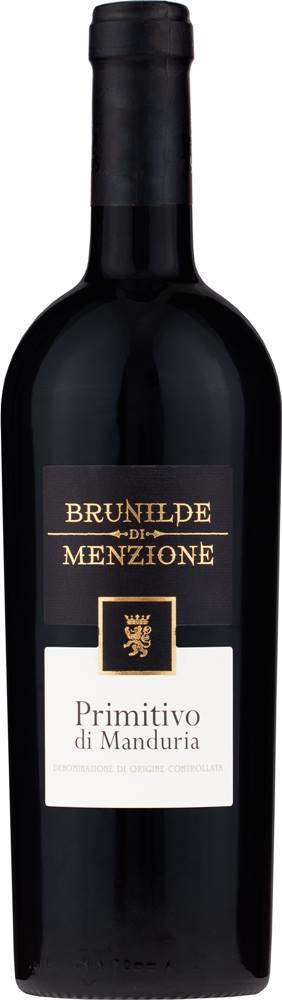 Brunilde di Menzione Primitivo di Manduria D.O.C. Brunilde di Menzione 14% 0,75l