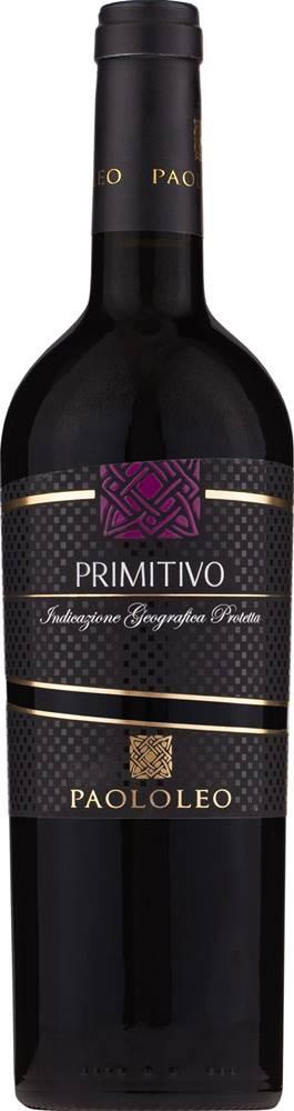 Paolo Leo Primitivo Salento I.G.P. Paololeo 13,5% 0,75l