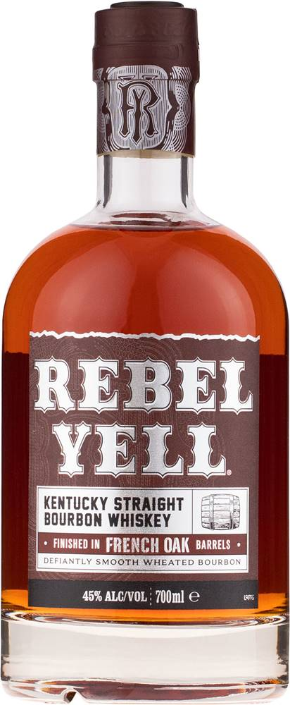 Rebel Yell Rebel Yell French Barrel Special Finish 45% 0,7l