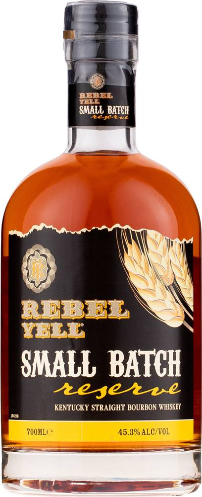 Rebel Yell Rebel Yell Small Batch Reserve 45,3% 0,7l