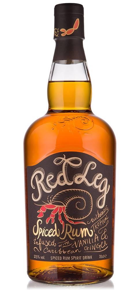 RedLeg RedLeg Spiced Rum 37,5% 0,7l
