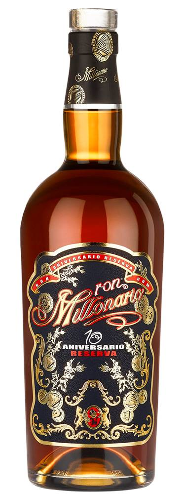 Ron Millonario Ron Millonario 10 Aniversario Reserva 40% 0,7l