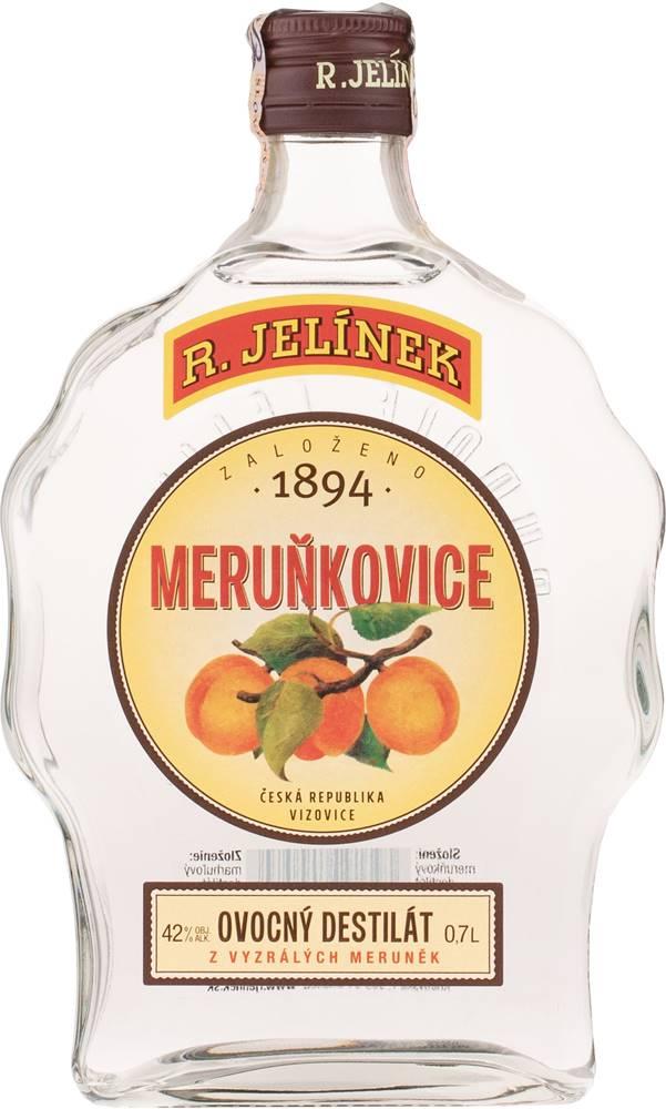 Rudolf Jelínek Rudolf Jelínek Marhuľovica Budík 42% 0,7l