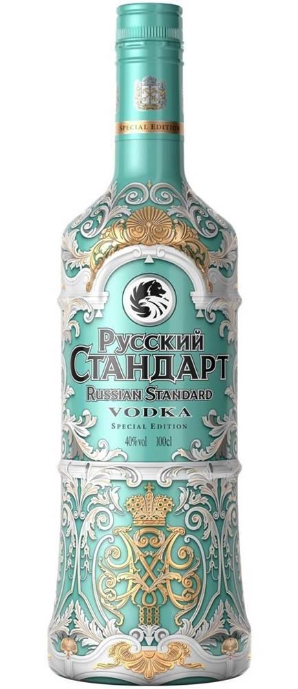 Russian Standard Russian Standard Winter Palace Hermitage 1l 40%