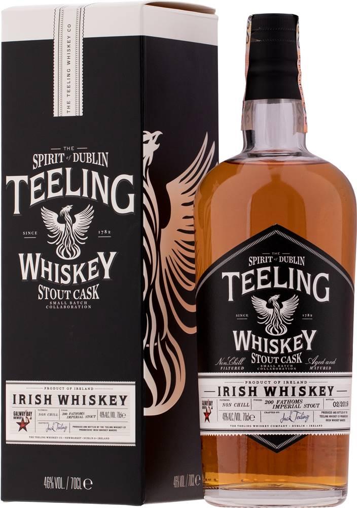 Teeling Teeling Stout Cask 46% 0,7l